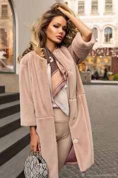 Шубы: ЭКО ШУБА DIOR LOVE – купить на Ярмарке Мастеров – JP760RU | Шубы, Москва