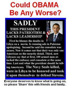No Obama 2012