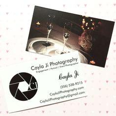 Contact Us — Cayla Ji Photography