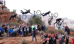 Red Bull Rampage! by b1ackplague