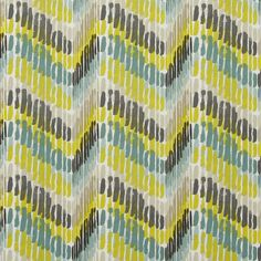 Browse our Windjammer Curtain Fabric in Chartreuse! A high quality bargain from Terrys Fabrics!