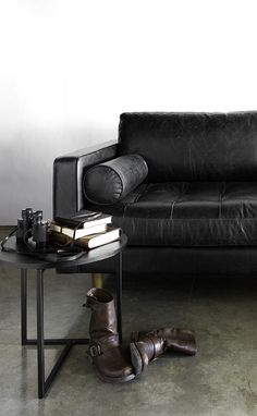 SVEN sofa, charme black
