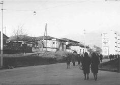 Gjendja urbanistike ne 1965