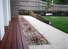 To provide an entertaining outdoor space, decking of Merbau or Spotted Gum can be installed by our team in your alfresco area.