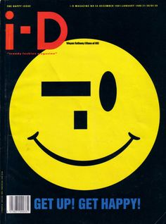 I-D Magazine - December 1987 - Acid House Fever    scizims: