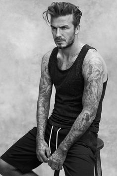 David Beckham Height, Weight, Biceps Size Body Measurements