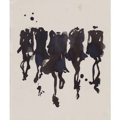 David Koma Womenswear A/W 2013 — Illustration #2 - SHOWstudio - The Home of Fashion Film