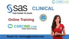 #SAS #Online #Training @csrcind.com  http://csrcind.com/online-training/clinical-sas-programming/  Visit the above link for course details:  Interested to join  Pls Contact us or Mail us :  Call  : +91- 720-774-3377  MAIL: csrcind.hyd@gmail.com  Website URL : http://csrcind.com/