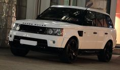 Range Rover V8 Supercharged (Anderson Germany)