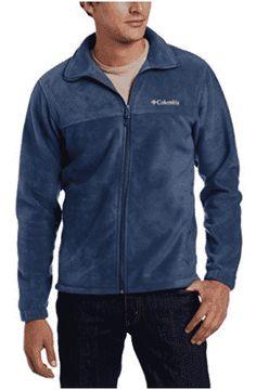 Columbia Men's Steens Mountain Full Zip Fleece Jacket Columbia Jacket Fleece, Mens Fleece Jacket, Fleece Jackets, Thing 1, Best Gifts For Men, Jacket Style, Boyfriend Gifts, Adidas Jacket, Zip