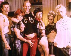 MS. FABULOUS: Punk, Goth, Sex: Fashion Mates Music - Vintage pic of vivienne westwood and malcolm mcclaren