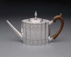 Paul Revere Teapot - 1796 - Museum of Fine Arts, Boston