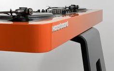 dj furniture - hoerboard design dj booth