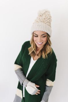 f5797fccc0b All Honors Sweater in Green