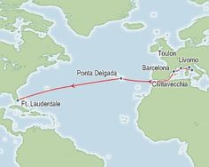 Night South America Repositioning Cruise From Fort Lauderdale - Relocation cruises
