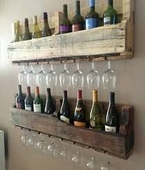 PALLET WALL SHELVING - Google Search