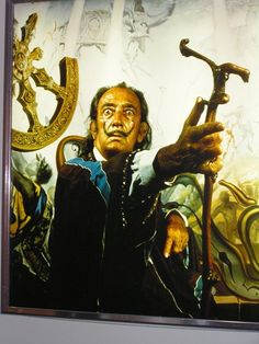 Salvador Dali Self Portrait 1923 Salvador Dali Art, Deco Restaurant, Art Studies, Famous Artists, Sculptures, Art Pieces, Drawings, Artwork, Salvador Dali