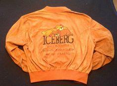 Rare Vintage Disney Lady And The Tramp Iceberg Leather Jacket | eBay