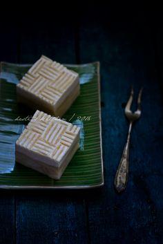 HESTI'S KITCHEN : yummy for your tummy: Puding Roti Cakar Garpu