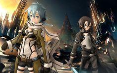 Fonds d'écran Manga > Fonds d'écran Sword Art Online Wallpaper N°390630 par sterben - Hebus.com