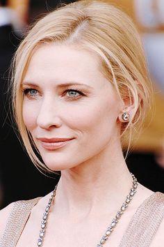 Cate Blanchett - Sun Protection vs. Bronzer
