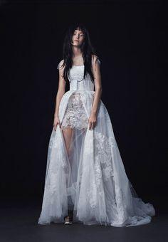 Vera Wang, Look #16 Bridal Fall 2016