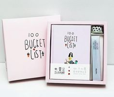 Accomplish your goals with this 100 bucket list. The set will allow you to keep track on those goals on a beautiful way! Order one now and enjoy FREE SHIPPING! Product Details: Style: Hardcover Inner