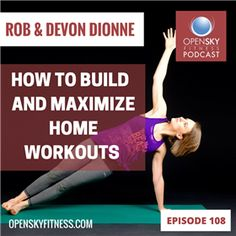 Check out this Clammr clip from the Open Sky Fitness podcast on How to Build and Maximize Home Workouts! Learn more on the full podcast via the OSF website or iTunes Podcasts!