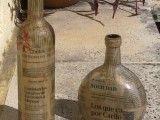 Botellas intervenidas súper divertidas!  Decoradas, Pintadas a mano y/o con Decoupage    Se realizan con diseños originales, pintadas a mano o con aplica...