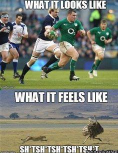It defiantly is what it feels like! LOL