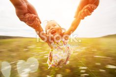 spinning girl Royalty Free Stock Photo
