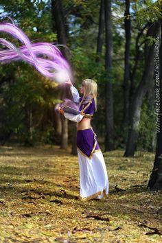 My good old still not crazy Jaina cosplay #worldofwarcraft #blizzard #Hearthstone #wow #Warcraft #BlizzardCS #gaming