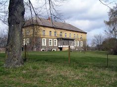 Klein Luckow, Gutshaus