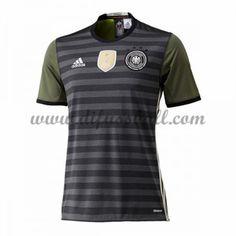 Nationaltrikot Deutschland 2016 Kurzarm Auswärts Fußballtrikots
