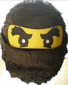 Ninjago piñata