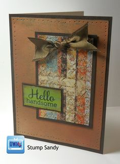 OWH Stars and Stamps (Our OLD blog!): OWHtv: Episode 37 - Ode to Tim Holtz