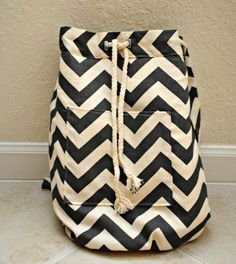 Sew an Easy Backpack – Free Sewing Tutorial   PatternPile.com