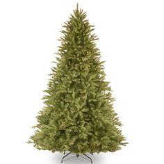 National Tree Co. Edgewood Hinged Artificial Christmas Tree