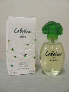 shopgoodwill.com: Cabotine de Gres Eau de Toilette Fragrance
