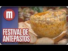 Festival de antepastos 13/11/2012 programa Mulheres - YouTube