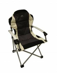 Full Range Of Chairs Tables And Camping Equipment At Awnings Direct This Super Deluxe Steel Armchair By Sunncamp For Only