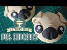 Pug Cake Ideas Cutest Collection Video Instructions