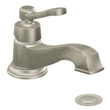 View the Moen S6202 Single Handle Bathroom Faucet from the Rothbury Collection at Build.com.