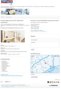 Sanitär, Heizung, Wasserversorgung, Bodenleitungen, Haustechnik, Celerina/Schlarigna