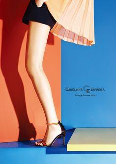 CAROLINNA ESPINOSA Spring Summer 2013 Collection