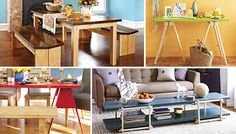 Reader Favorites: DIY Tables