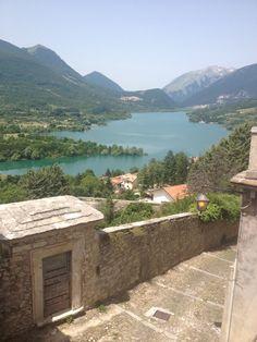 Lake Barrea Abruzzo 2014
