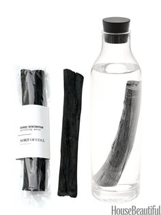 Sort Of Coal's White Charcoal is a low-tech way to purify water, introduce beneficial trace minerals, and improve taste.