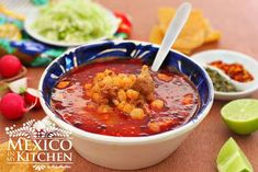 The aroma of Pozole is within the air. Are you prepared for Mexico's Independence day? You can begin getting the massive pot out of the kitchen cupboards for Pozole time. ☺️ Ya huele a Pozole…