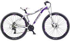 The Whistle Tulukai 1465D Womens 29er Mountain Bike 2014 will eat up those miles.